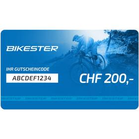 Bikester Gift Voucher CHF 200